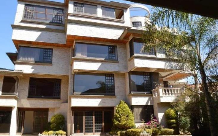 Foto de casa en venta en  28, jardines en la montaña, tlalpan, distrito federal, 1723772 No. 03