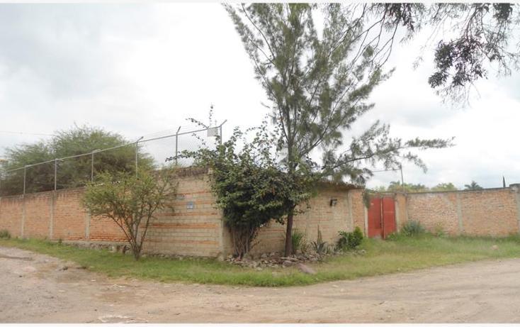 Foto de terreno habitacional en venta en la piedrera 28, las pintas, el salto, jalisco, 1479545 No. 01