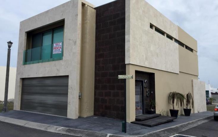 Foto de casa en renta en  28, lomas residencial, alvarado, veracruz de ignacio de la llave, 1669506 No. 01