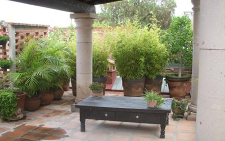 Foto de casa en venta en  28, san antonio, san miguel de allende, guanajuato, 685469 No. 10