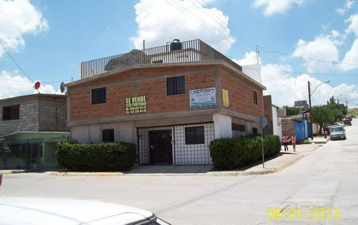 Foto de casa en venta en  2800, san jorge, chihuahua, chihuahua, 1541040 No. 01