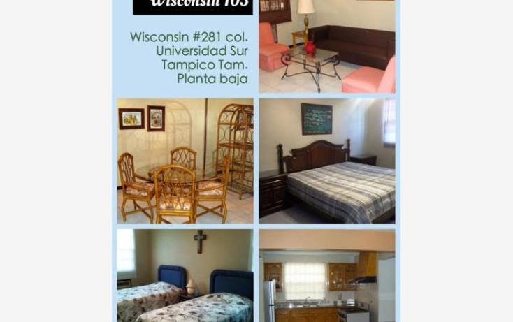 Foto de departamento en renta en  281, universidad sur, tampico, tamaulipas, 1633726 No. 05