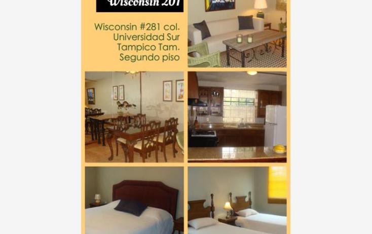 Foto de departamento en renta en  281, universidad sur, tampico, tamaulipas, 1633726 No. 07