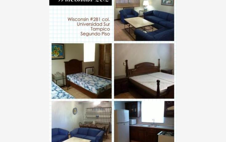 Foto de departamento en renta en  281, universidad sur, tampico, tamaulipas, 1633726 No. 08