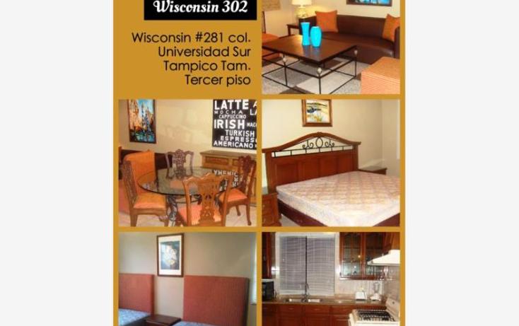 Foto de departamento en renta en  281, universidad sur, tampico, tamaulipas, 1633726 No. 12