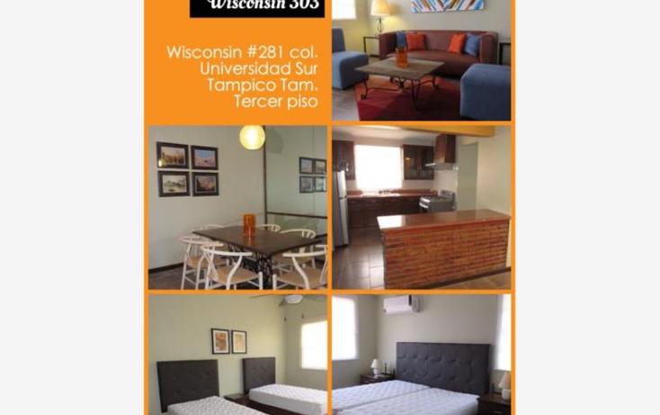Foto de departamento en renta en  281, universidad sur, tampico, tamaulipas, 1633726 No. 13
