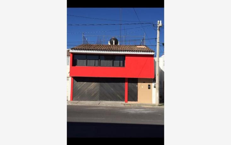 Foto de casa en renta en  2810, zona alta, tehuacán, puebla, 1005995 No. 01