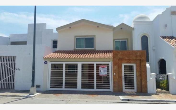 Foto de casa en venta en  282, alameda, mazatl?n, sinaloa, 1377765 No. 01