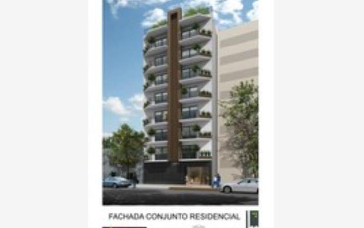 Foto de departamento en venta en  282, hipódromo, cuauhtémoc, distrito federal, 1643042 No. 02