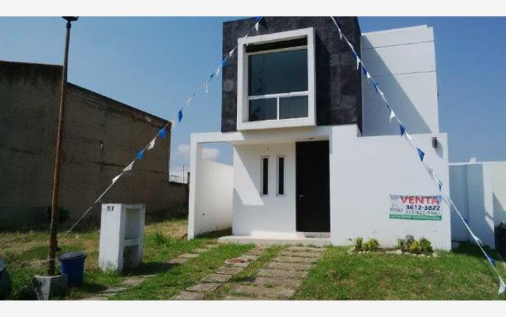 Foto de casa en venta en  285, el alcázar (casa fuerte), tlajomulco de zúñiga, jalisco, 852095 No. 02