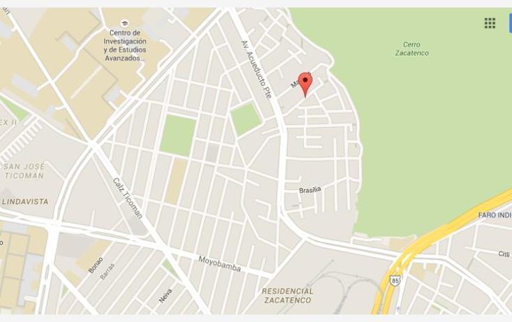 Foto de casa en venta en  285, san pedro zacatenco, gustavo a. madero, distrito federal, 1397061 No. 05