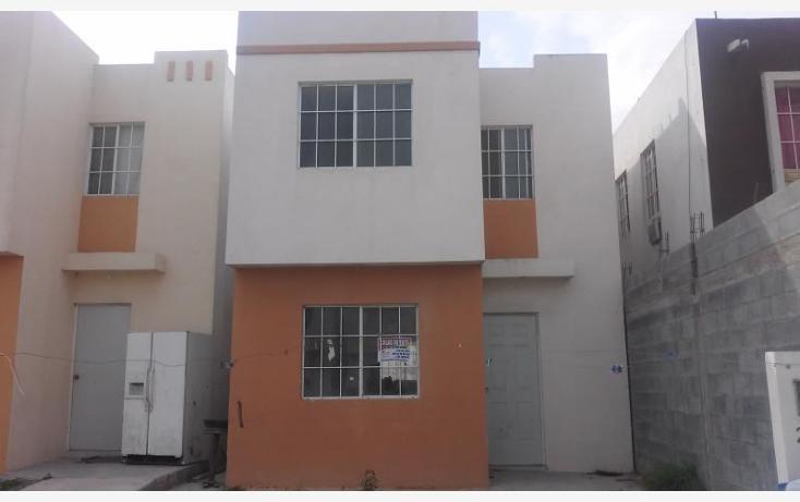 Foto de casa en venta en  287, paseo de las flores, reynosa, tamaulipas, 1723592 No. 01