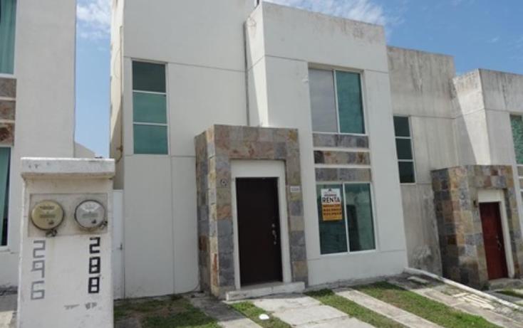 Foto de casa en renta en  288, banus, alvarado, veracruz de ignacio de la llave, 1328765 No. 01