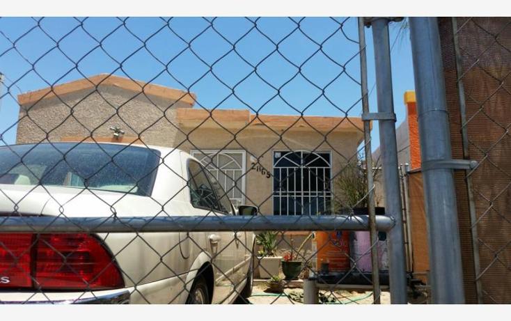Foto de casa en venta en  2885, villa las lomas, mexicali, baja california, 2043566 No. 01
