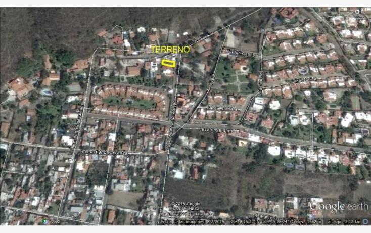 Foto de terreno habitacional en venta en  289, ajijic centro, chapala, jalisco, 1461709 No. 01