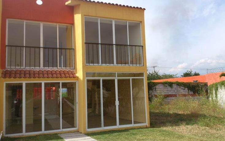 Foto de casa en venta en  29, cocoyoc, yautepec, morelos, 703850 No. 01
