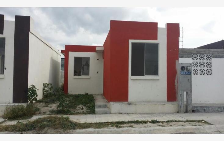 Foto de casa en venta en 14 oriente 2907, los ruiseñores, ciénega de flores, nuevo león, 1401107 No. 01