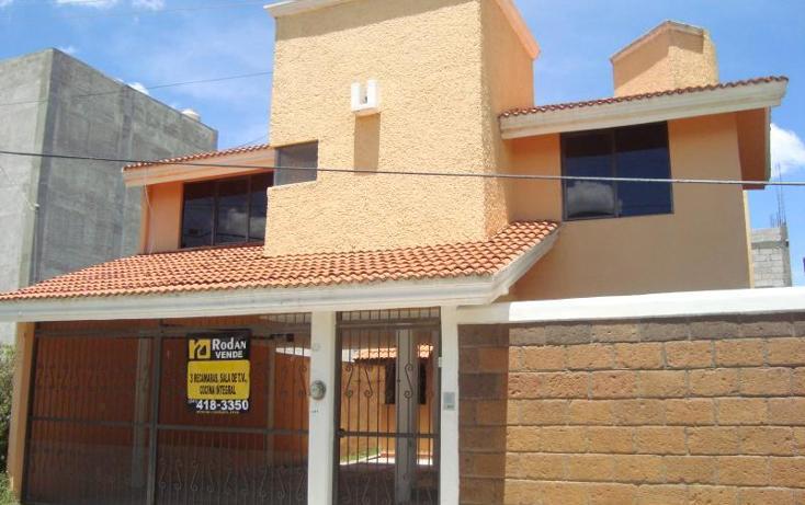 Foto de casa en venta en  2909, fátima, apizaco, tlaxcala, 666477 No. 02