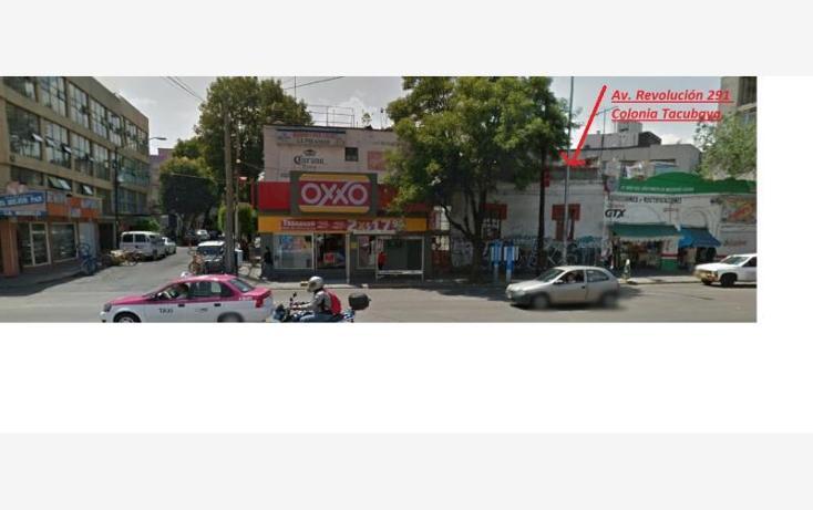 Foto de casa en venta en  291, tacubaya, miguel hidalgo, distrito federal, 1905710 No. 01