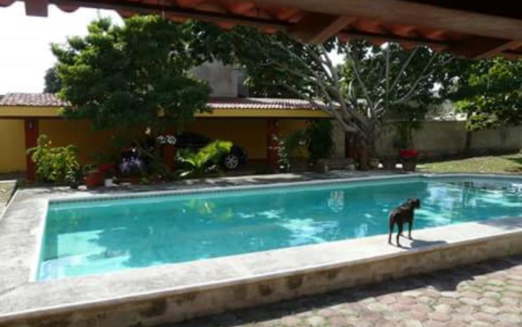 Foto de casa en venta en  296, san pedro uxmal, mérida, yucatán, 1588644 No. 02