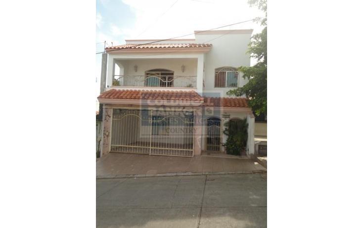 Foto de casa en venta en  2970, san carlos, culiacán, sinaloa, 1364661 No. 01