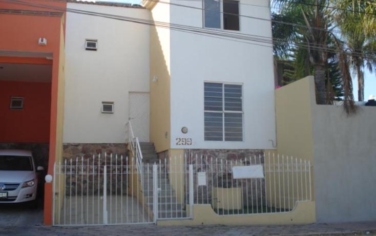 Foto de casa en venta en  299, colinas de san javier, lagos de moreno, jalisco, 776757 No. 01