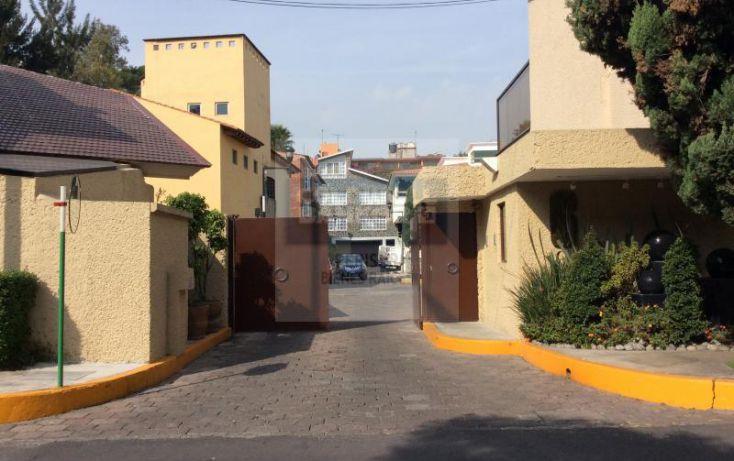 Foto de casa en condominio en venta en 2a cda de melchor ocampo 6, pedregal de san francisco, coyoacán, df, 1490311 no 01