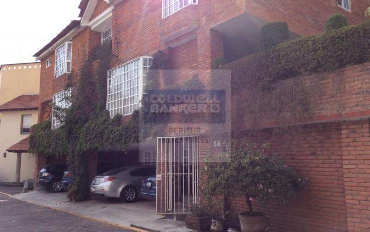 Foto de casa en condominio en venta en 2a cda de melchor ocampo 6, pedregal de san francisco, coyoacán, df, 1490311 no 02