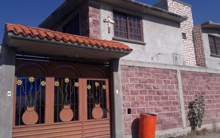 Foto de casa en venta en 2a cerrada manuel altamirano lote 3 mza 2 zona 6, ricardo flores magón, tepotzotlán, estado de méxico, 1830760 no 01