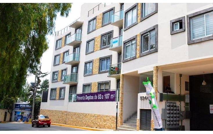 Foto de departamento en venta en  , 2a del moral del pueblo de tetelpan, álvaro obregón, distrito federal, 2000477 No. 05