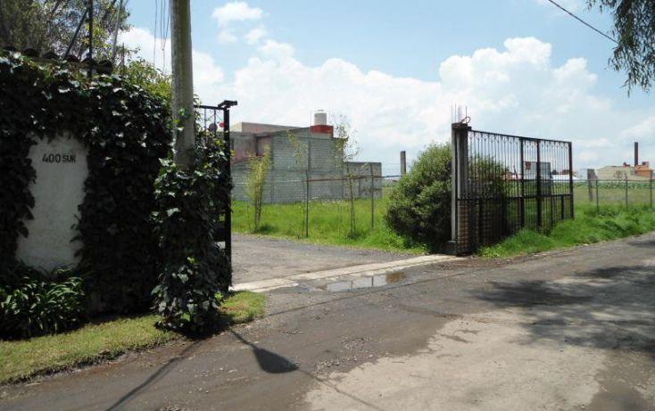 Foto de terreno habitacional en venta en 2a privada alcatraces 400 sur, san antonio, metepec, estado de méxico, 1075325 no 01