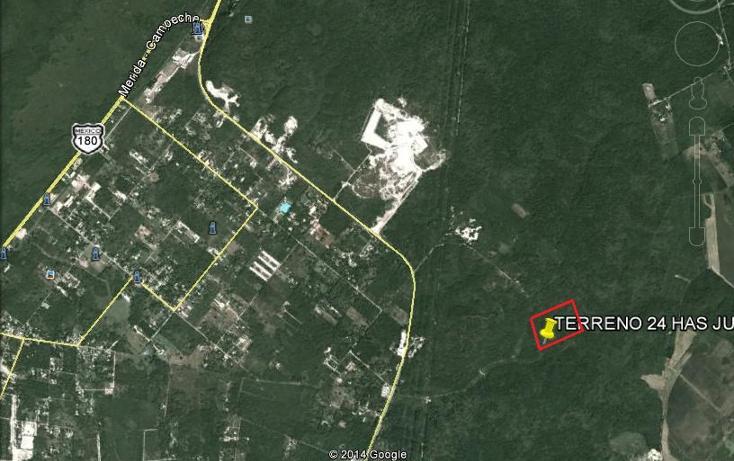 Foto de terreno habitacional en venta en  , 2da ampliación kala, campeche, campeche, 1257303 No. 01