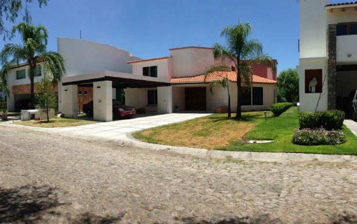 Foto de casa en condominio en renta en 2da cerrada de snt andrius , balvanera polo y country club, corregidora, querétaro, 3429915 No. 01
