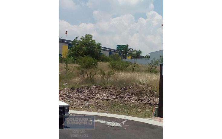 Foto de terreno habitacional en venta en  1, real de juriquilla (paisano), querétaro, querétaro, 1737287 No. 03
