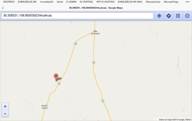Foto de rancho en venta en, 2do barrio, ahumada, chihuahua, 814395 no 03