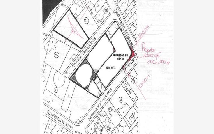 Foto de edificio en venta en 3 a sur 5916, el cerrito, puebla, puebla, 719015 No. 38