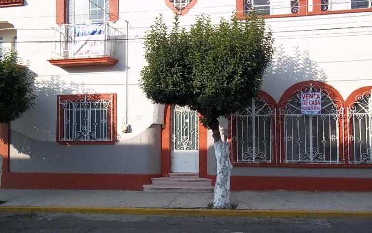 Foto de casa en venta en  3, américa norte, puebla, puebla, 1562566 No. 01