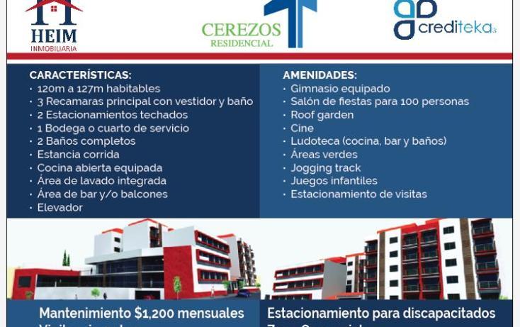 Foto de departamento en venta en  3, barrio norte, atizapán de zaragoza, méxico, 1640260 No. 20