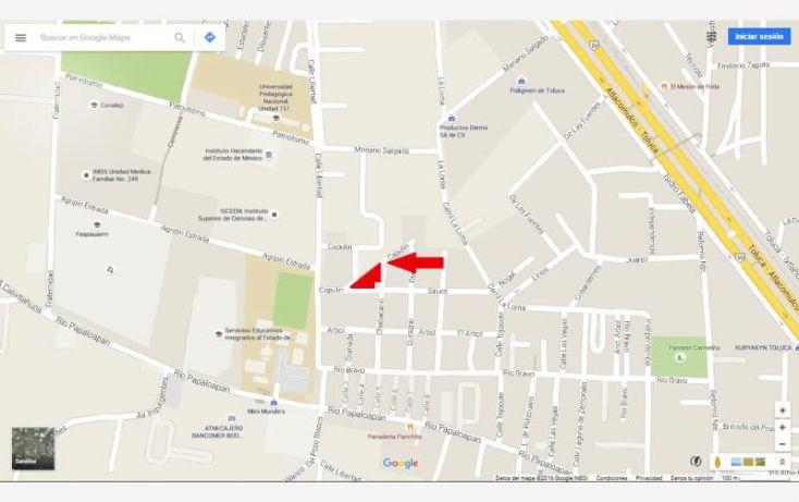Foto de terreno habitacional en venta en, 3 caminos, toluca, estado de méxico, 1611214 no 04