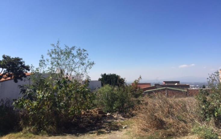 Foto de terreno habitacional en venta en  3, colinas del bosque 1a secci?n, corregidora, quer?taro, 1628350 No. 02