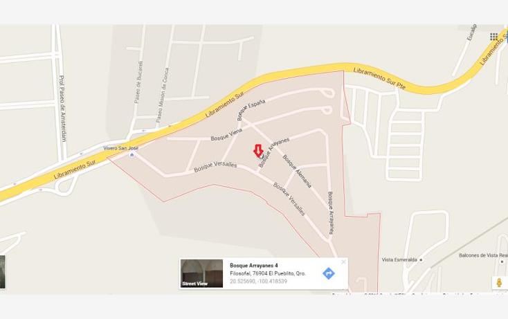Foto de terreno habitacional en venta en  3, colinas del bosque 1a secci?n, corregidora, quer?taro, 1628350 No. 04