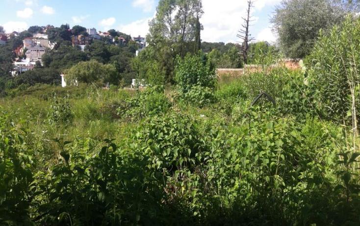Foto de terreno habitacional en venta en  3, condado de sayavedra, atizapán de zaragoza, méxico, 2032420 No. 04