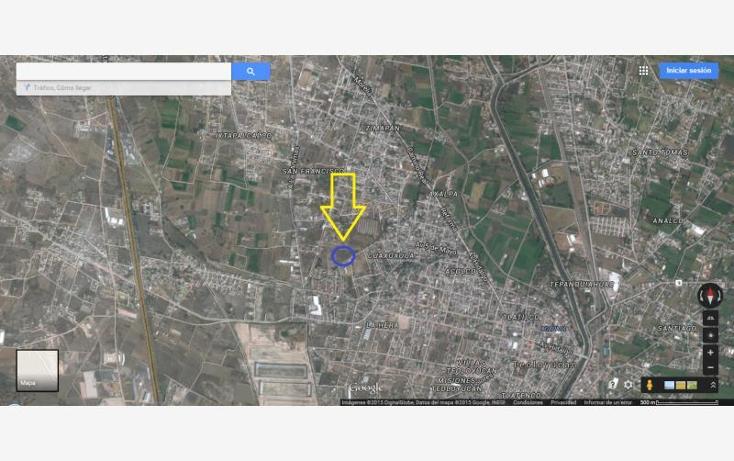 Foto de terreno habitacional en venta en  3, cuaxoxoca, teoloyucan, méxico, 842205 No. 05