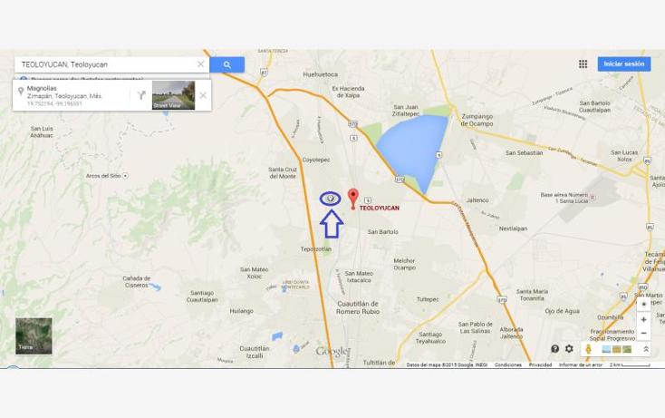 Foto de terreno habitacional en venta en  3, cuaxoxoca, teoloyucan, méxico, 842205 No. 06