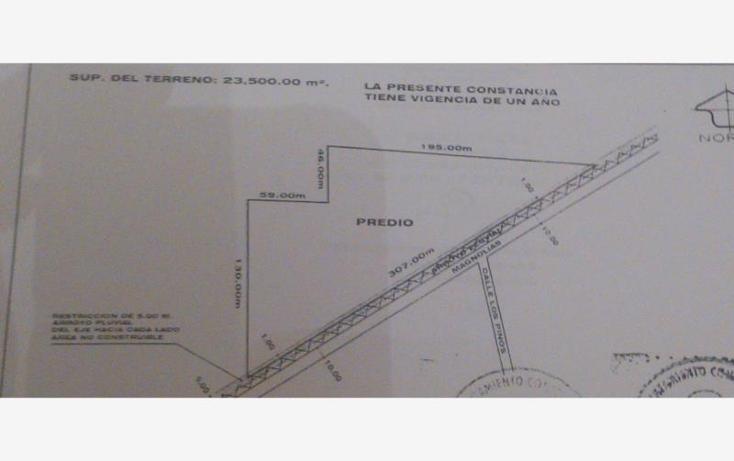 Foto de terreno habitacional en venta en  3, cuaxoxoca, teoloyucan, méxico, 842205 No. 07