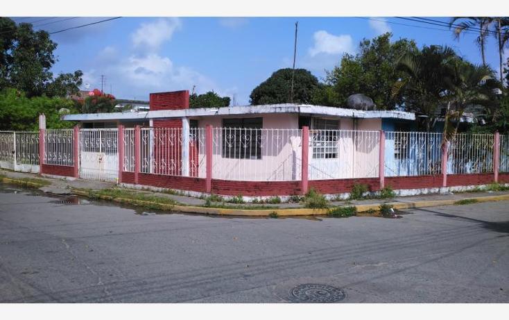 Foto de casa en venta en  3, cunduacan centro, cunduacán, tabasco, 1605876 No. 01
