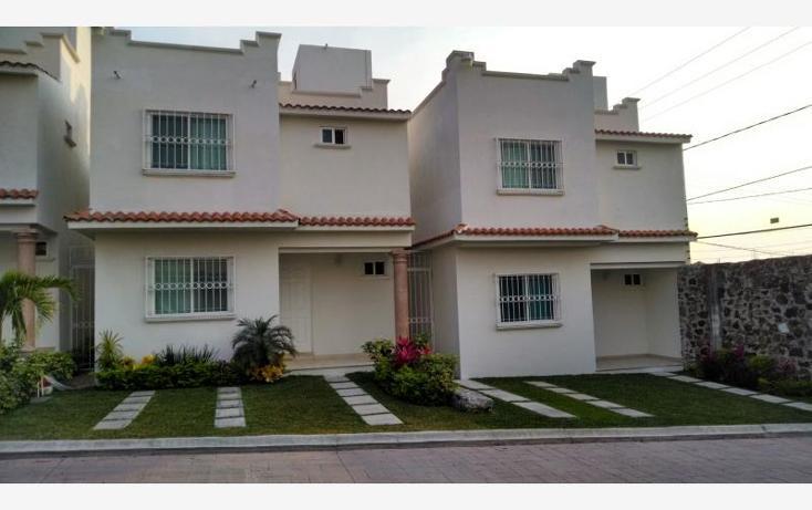 Foto de casa en venta en  , 3 de mayo, emiliano zapata, morelos, 1464573 No. 01