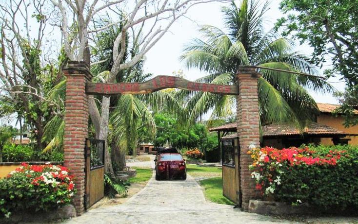 Foto de rancho en venta en  3, el aguacate, cihuatlán, jalisco, 1987410 No. 01