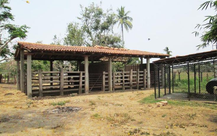 Foto de rancho en venta en  3, el aguacate, cihuatlán, jalisco, 1987410 No. 06