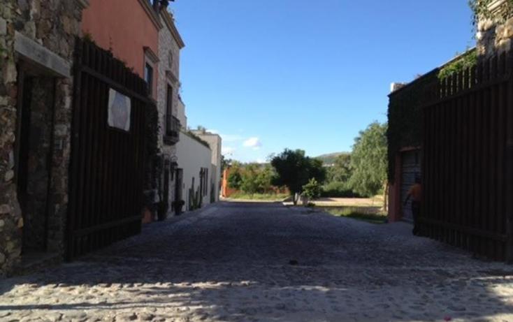 Foto de terreno habitacional en venta en  3, el obraje, san miguel de allende, guanajuato, 1594724 No. 01